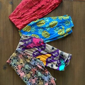 Lularoe OS leggings bundle